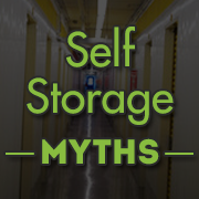 Self Storage Myths Busted