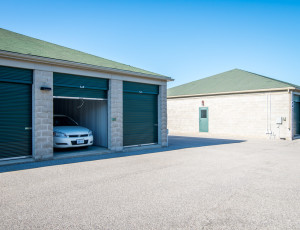 Orillia storage units