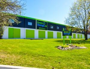 storage units aurora Ontario