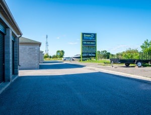green storage orillia