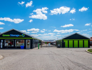 self storage in Bolton